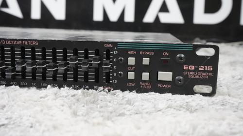 Peavey EQ-215 Rackmount EQ System