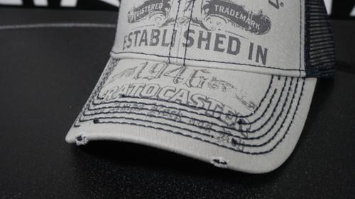 Fender Strat Trucker Hat (Road Worn)