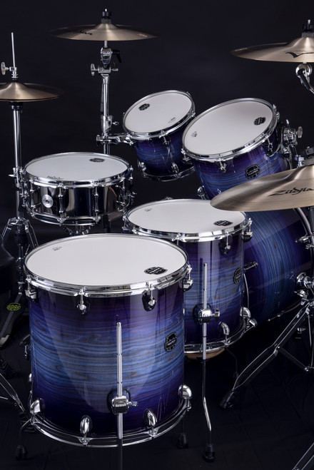 Mapex Armory Series Studioease Shell Pack Fast Toms Night Sky Burst (AR628SFUCVL)