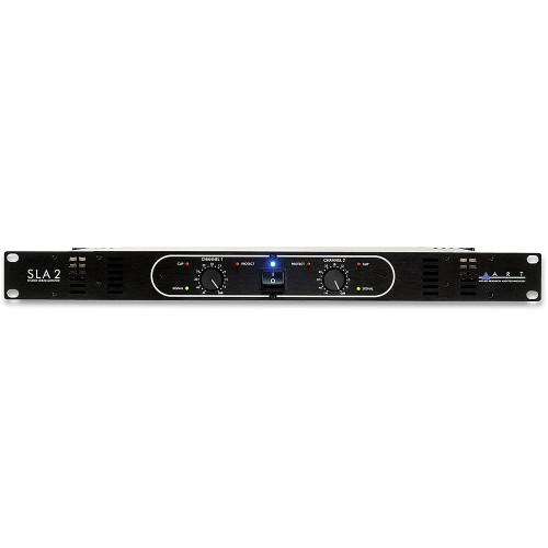 A.R.T.  SLA-2 200w Studio Linear Power Amplifier (Open Box)
