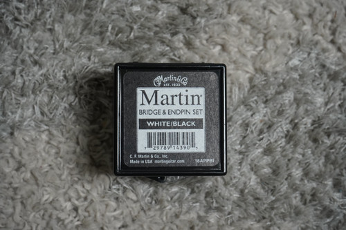 Martin Bridge and End Pin Set (5) Bass