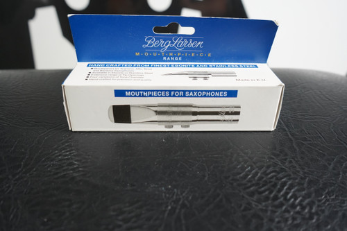 Berg Larsen 85 2 Offset M Scoop Bill SS Tenor Saxophone Mouthpiece MPC484