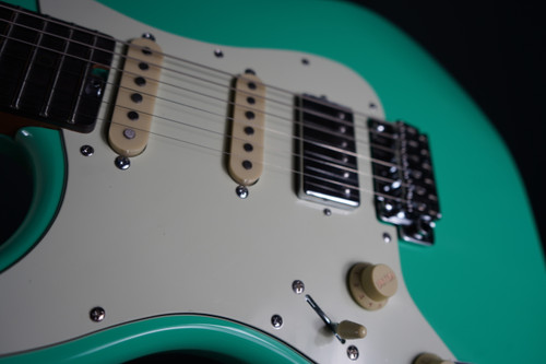 Schecter Nick Johnston Traditional H/S/S LH (B-Stock)