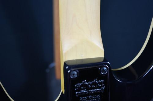Schecter Omen Extreme Floyd Rose See Thru Black (B-Stock)