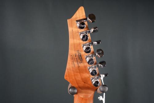 Cort X700 Mutility X-Series Electric Guitar Satin Black w/Gig Bag