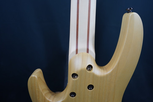 LTD 5 String Spalted Maple 5 String Bass Guitar LB205SNMS
