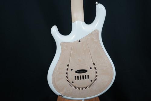 Eklein/Flaxwood Classic Snow Pearl Electric Guitar