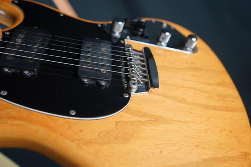 Music Man Stingray I Natural Electric Guitar