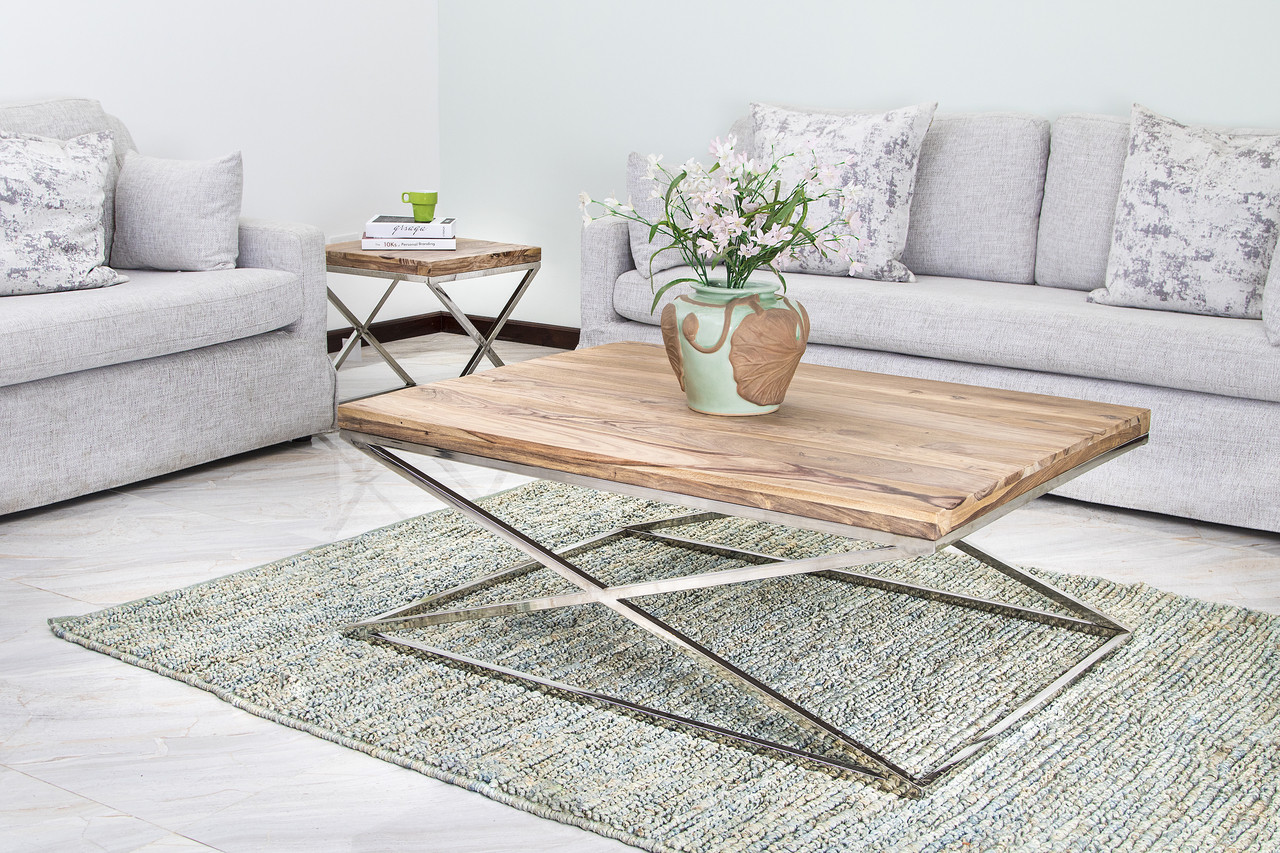 Criss Cross Coffee Table.Criss Cross Legs Coffee Table Out Of Stock