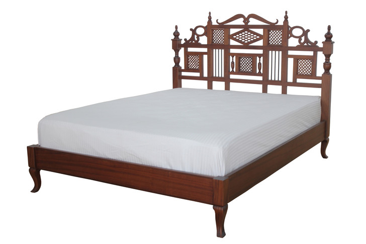 Shimoni Queen Bed (Also available as a King size)