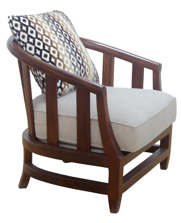 Samburu Easy Chair (Frame - Excluding Fabric)