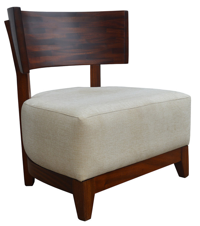 Monaco Easy Chair (Frame - Excluding Fabric)
