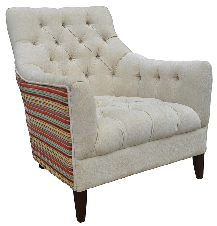 Summer Accent Chair - Local (Frame - Excluding Fabric)
