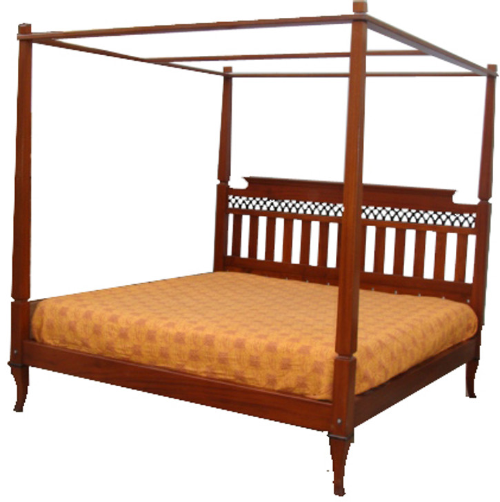Manila Poster Bed - Queen (King size also available)