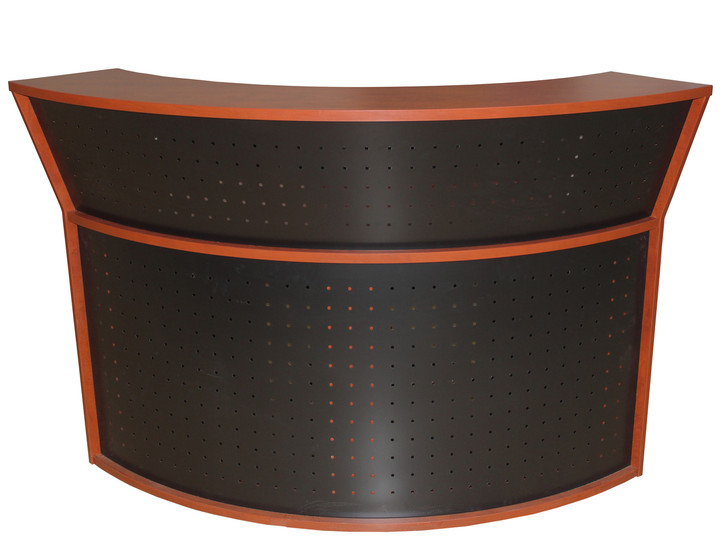 Ozone Curved Reception Counter - OUT OF STOCK