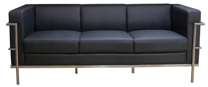 Reception Sofa London 3 Seater