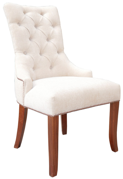 Hemmingway Dining Chair (Excl. Fabric)