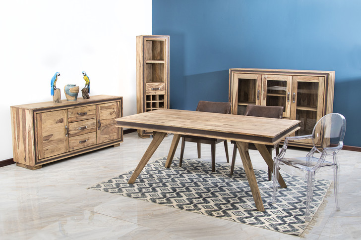 Milan Dining Table 6 Seater - OUT OF STOCK