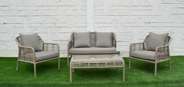 Tyler 3Pc Sofa Set + Coffee Table-OUT OF STOCK