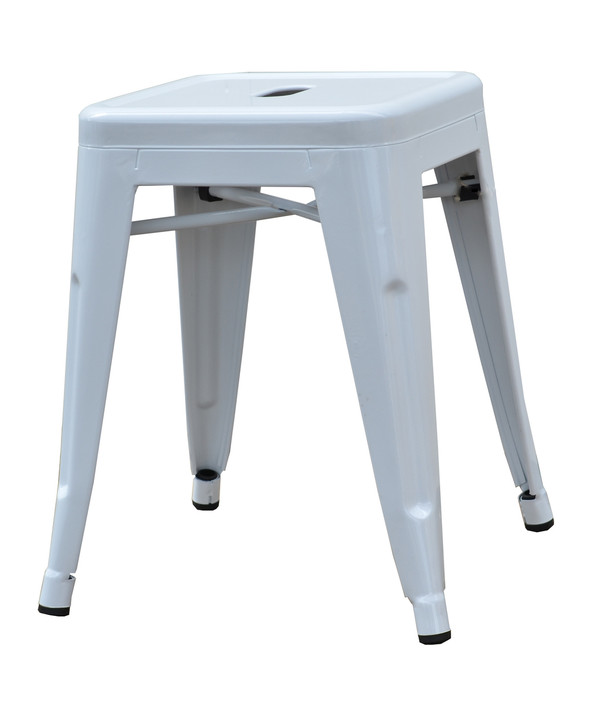 Bistro Metal Stool in Various Colours