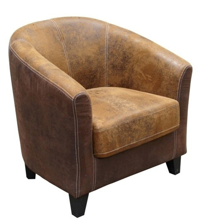 Bogoria Easy Chair in C375 & C257 Fabric