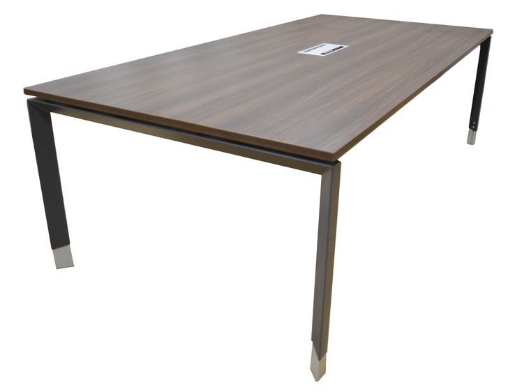 Empire Conference in Dark Oak Table 2.4m x 1.2m  - OUT OF STOCK