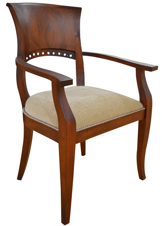 Monaco Dining Chair with Arms
