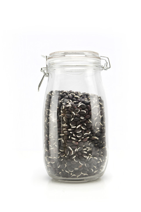 Retro Glass Jar With Clip Lid 1500ml