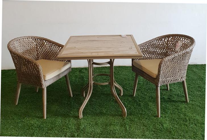 Markor Square Bistro Table