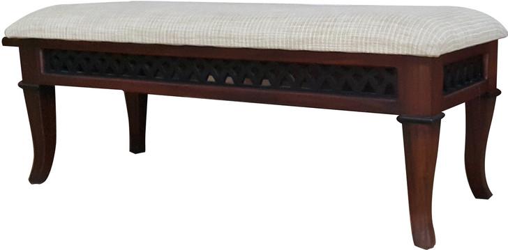 Manila Bed Bench