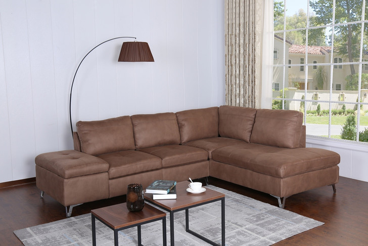 Atlanta Sofa in Mocha