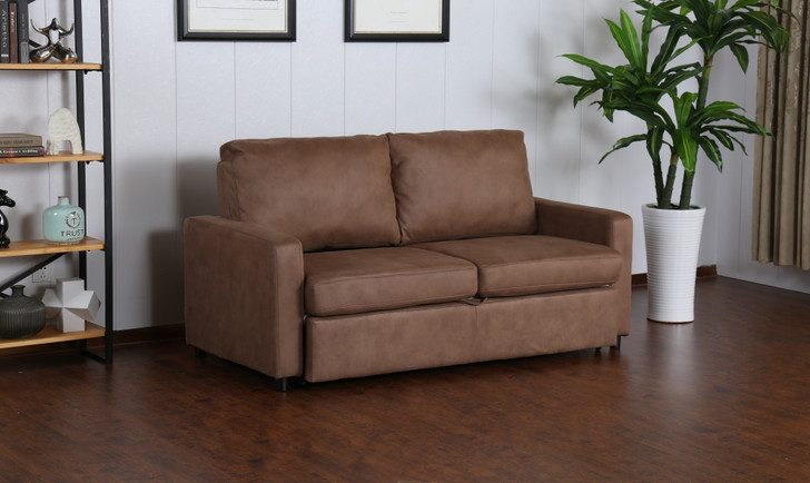 Krevat Sofa Bed In Mocha - OUT OF STOCK