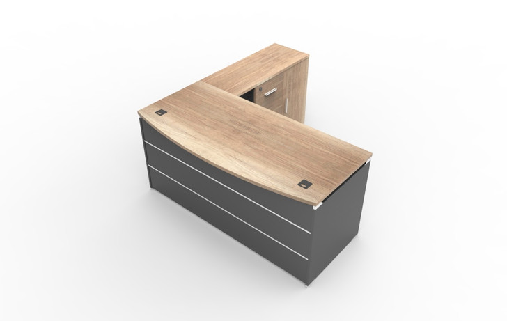 Coney Managers Desk 1.6m - OUT OF STOCK