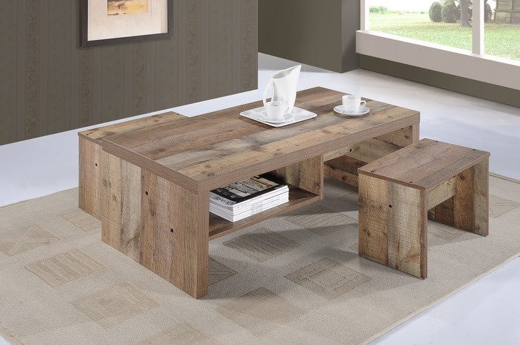 Natad Coffee Table 3pc Set - OUT OF STOCK