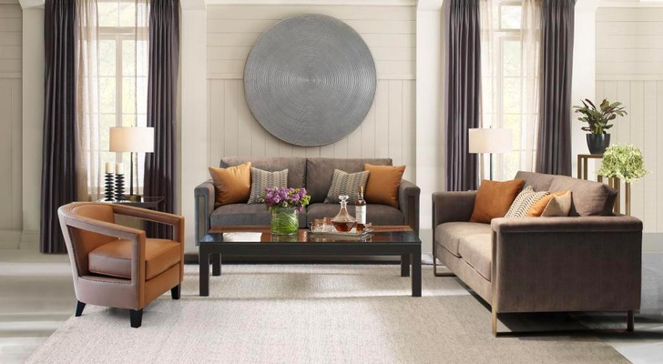 Donna 7 Seater Sofa Set