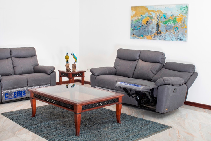 Jack 6 Seater Recliner In Cream