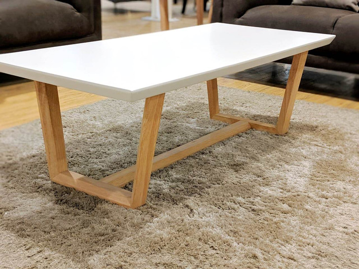 YG 3610 / Genova Coffee Table In Natural Option - OUT OF STOCK