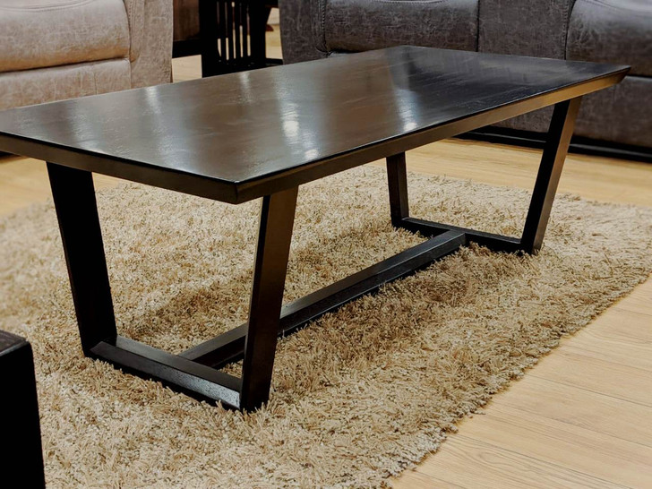 YG 3610 / Genova Coffee Table In Cappuccino - OUT OF STOCK