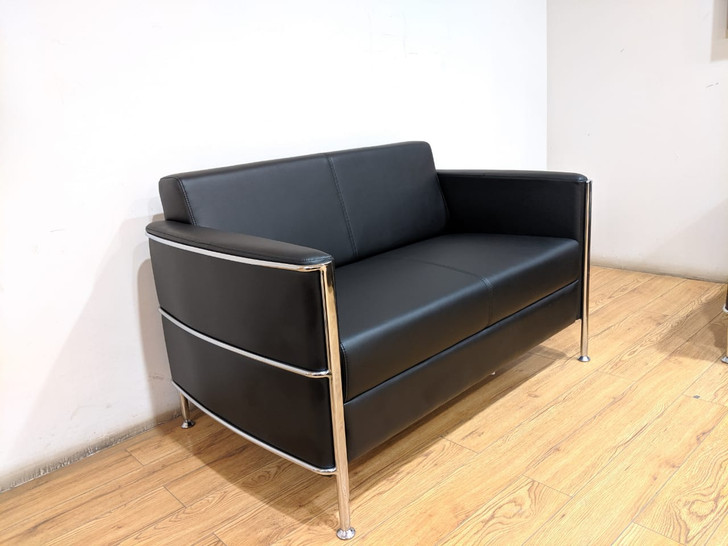 Madrid 2 Seater Reception Sofa