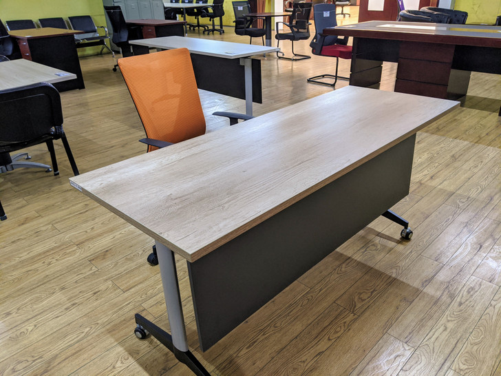 Coney Folding Conf. Table With Modesty In MC02 -OUT OF STOCK