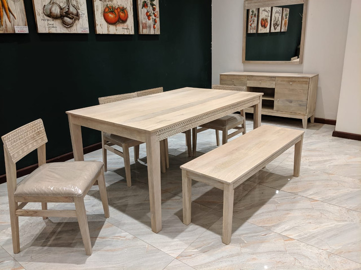 Lima Dining Table 6S