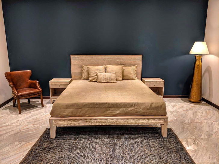 Lima Bed - Queen Size - OUT OF STOCK