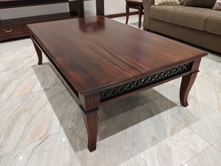 Manila Solid Top Coffee Table - 4x3