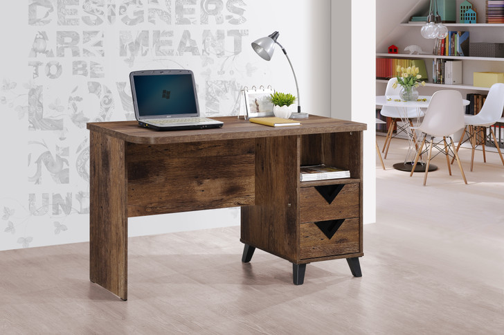 Texas Study Desk (French Oak) - OUT OF STOCK