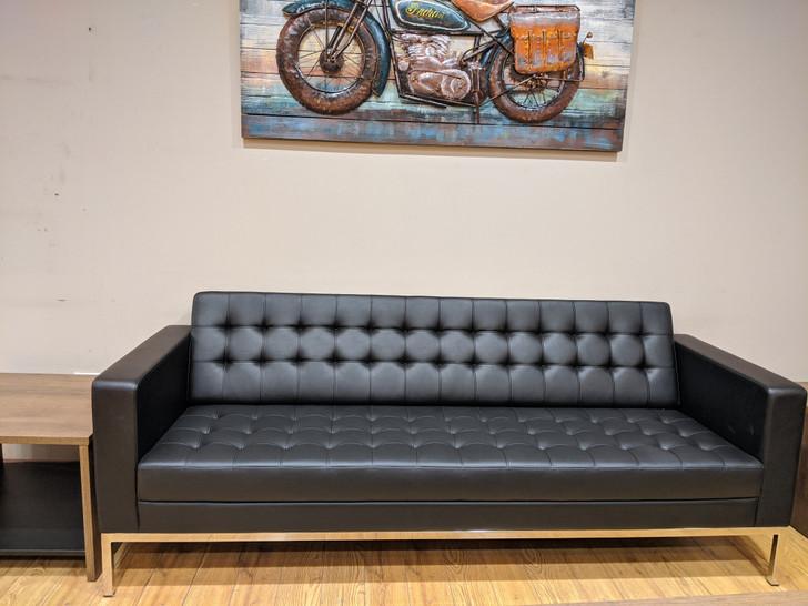 Berlin Reception Sofa 3 Seater