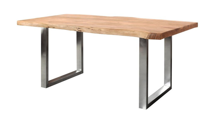 Habanero Live Edge Dining Table In Acacia (2mx1m)