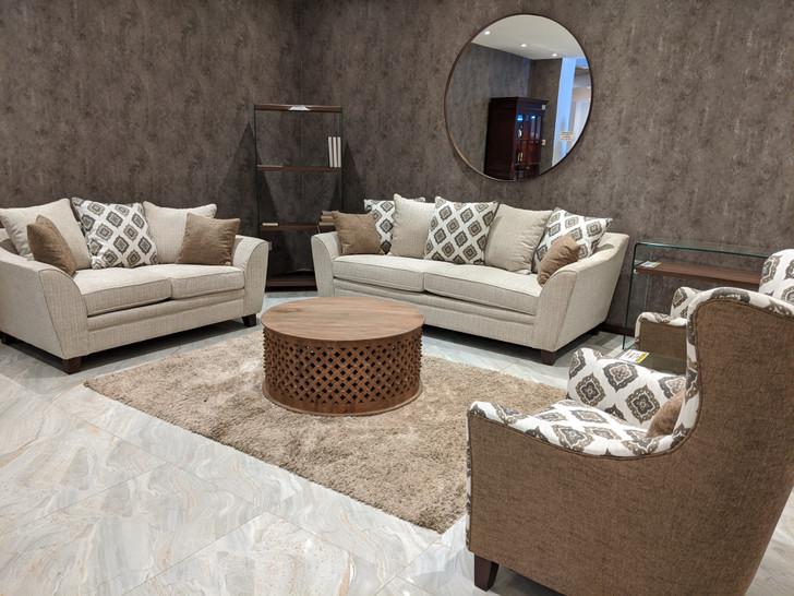 Nancy 6 Seater Sofa Set