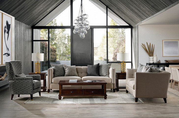 Zoe 7 Seater Sofa - OUT OF STOCK