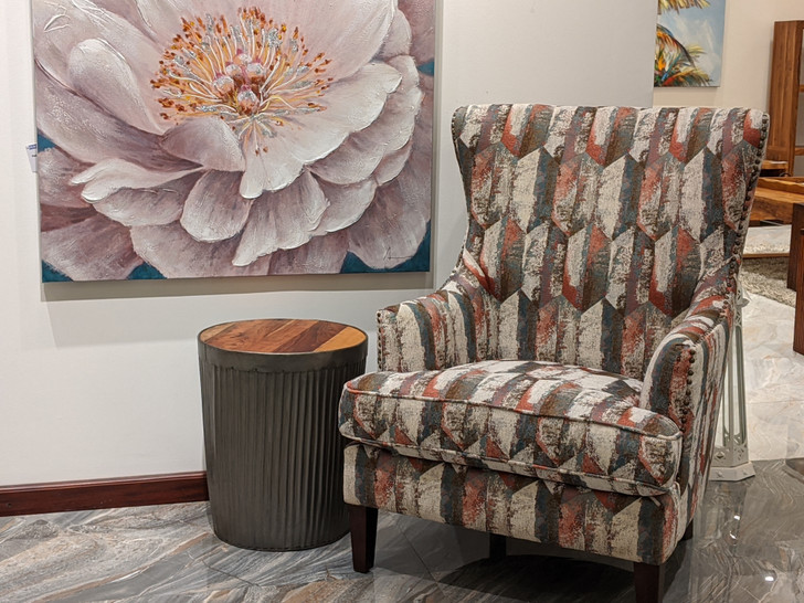 Fulham Accent Chair  In Patterns