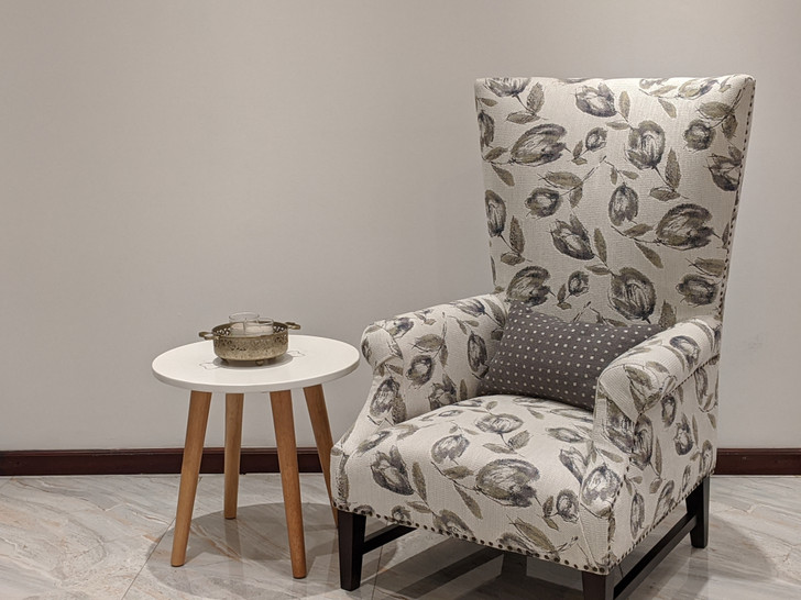 Hampton Wing Chair (KS8925) - OUT OF STOCK